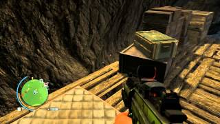 Far Cry 3 Walkthrough Part 12 ( PC ) - Difficulty Warrior