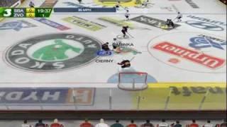 NHL 09 SEP 11 - HKm ZVOLEN vs HC SLOVAN Bratislava [HD PC GAMEPLAY]