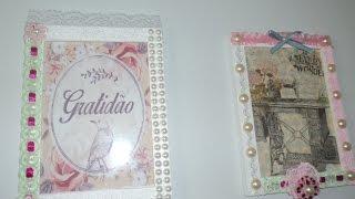 PAP – DIY QUADRO PARA DECORAR FEITO DE PORTA RETRATO