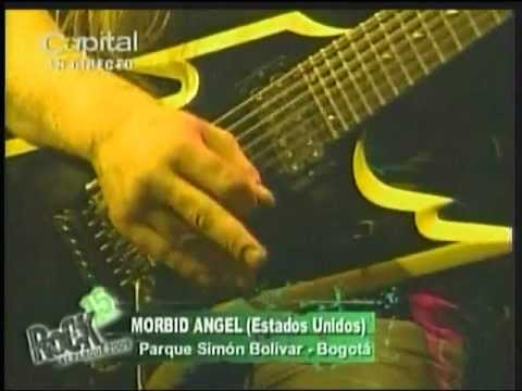 Morbid Angel - Live at Rock al Parque, Full Concert