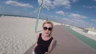 VLOG: Дубай/Пляжи Дубая/ Джумейра/ кайтсерфинг на kite beach(В Дубае зона пляжей на Джумейре занимает около 15 километров. Это любимое место многих, ведь здесь белый..., 2016-11-30T05:43:23.000Z)