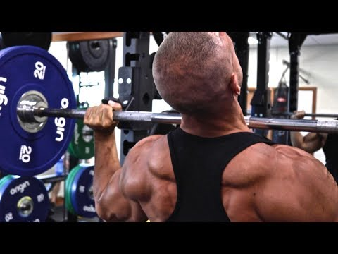 Full Chest & Shoulders Workout - Push Day (Push/Pull/Legs)