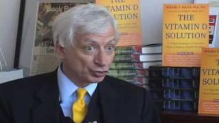Michael F. Holick, Ph.D., M.D. discusses THE VITAMIN D SOLUTION