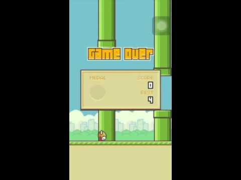 Flappy Bird is Crappy Bird