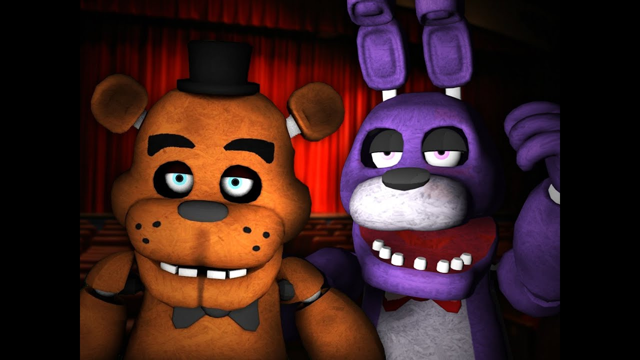 Freddy vs Bonnie - Epic Rap Battles of Five Nights at ...