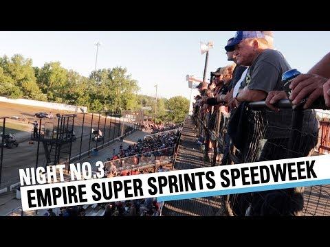 Empire Super Sprints Speedweek Night No.3