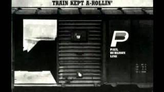Paul Burlison / Train Kept A-Rollin