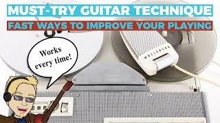 Improve your GUITAR PLAYING FAST - Must-Try Technique #1: LISTENING - Guitar Discoveries