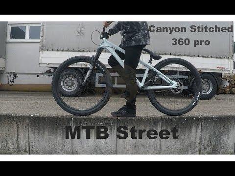 MTB STREET   Eicker MTB   Canyon Stitched...