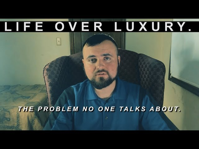 LIFE OVER LUXURY   A Documentary by Collin Michael