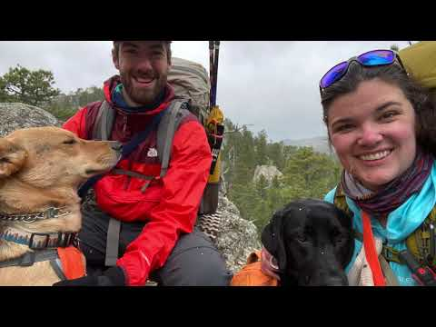 Black Hills South Dakota: Centennial Trail And Black Elk Wilderness Loop