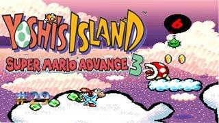 Pesadilla sobre nubes/Yoshi´s Island: Super Mario Advance 3 #29