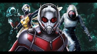 """Человек муравей и оса"" клип ""ANT-MAN and the WASP"" (TRAP Music Video)"