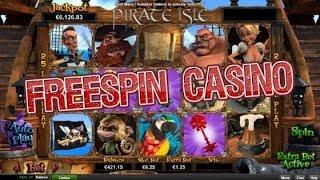 Pirate Isle Slot - Freespin Casino