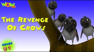 The Revenge Of Crows - Motu Patlu in Hindi WITH ENGLISH, SPANISH & FRENCH SUBTITLES