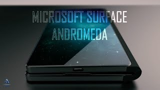 Microsoft Surface Foldable Phone revealed!