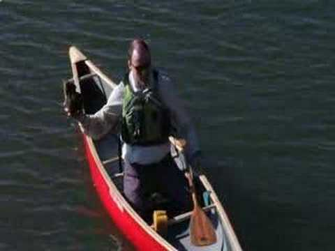 Some Notes on Balance in a Solo Canoe