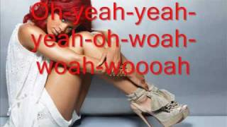 Rihanna - Raining men ft. nicki minaj ~ LYRICS!