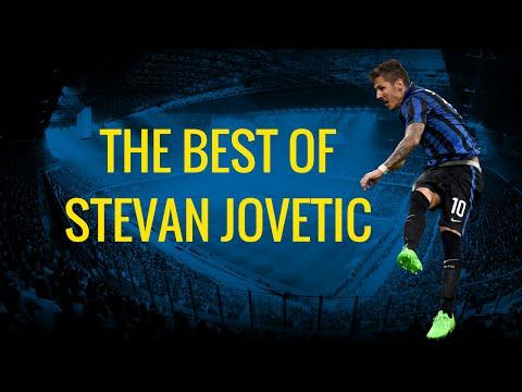 THE BEST OF STEVAN JOVETIC INTER