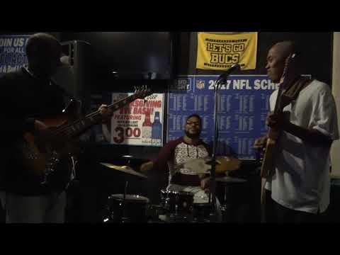 Bushmaster Blues, Featuring Gary Brown, Spanky's Leesburg, VA 11-24-17
