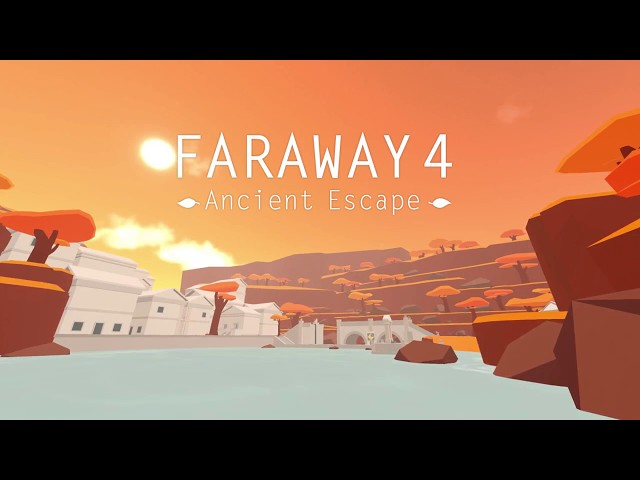 Faraway 4: Ancient Escape - Trailer