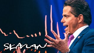 Anthony Scaramucci says president Trump bullied his wife | Full interview | SVT/TV 2/Skavlan