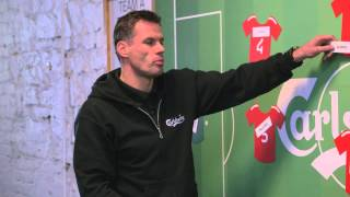 Carlsberg Join The Greats: Carra and Ince pick their Best Ever joint Liverpool and Man United team