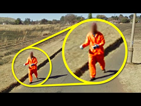 Craziest Things Ever Captured On Google Maps