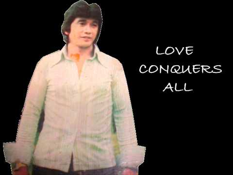 Eddie Peregrina - Love Conquers All (HD)