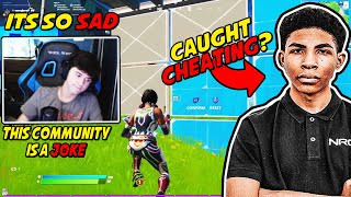 Bugha Reacts To Unknown Banned From Competitive & Explains Why The Fortnite Pro Community is a JOKE