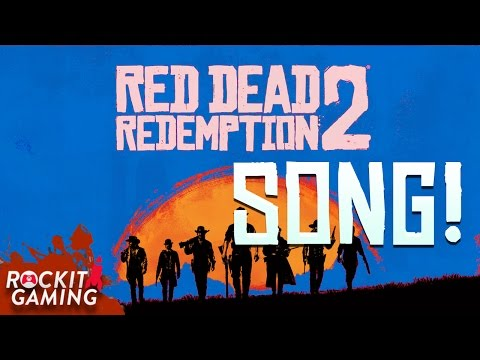 RED DEAD REDEMPTION 2 TRAILER SONG | Six Shots Deep | Rockit Gaming
