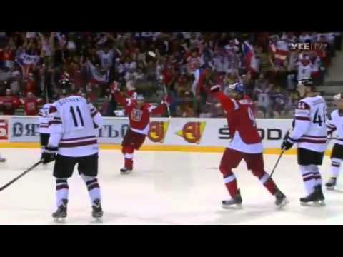 Czech Rep - Latvia IIHF 2011