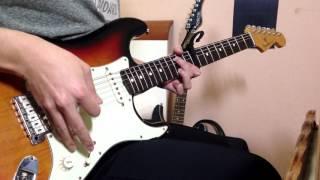 【너의 이름은 OST】前前前世 (Movie Ver.) - RADWIMPS (guitar cover) 【君の名は。OST】
