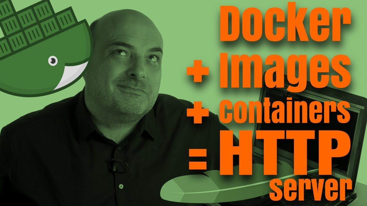 How to Run a Web Server from a Docker Container? Yes, I Know IT ! Ep 16