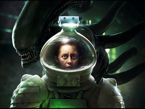 Игры о чужих • Alien Isolation • обзор от Игромании