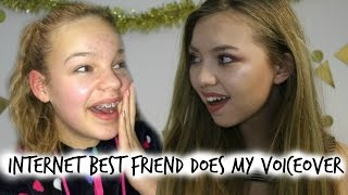 One of Simply Emmie's most viewed videos: Internet best friend does my Voiceover ft LushLeah//SimplyEmmie