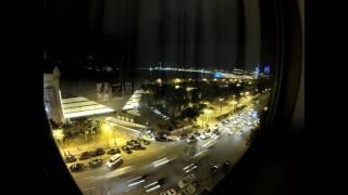 Путевые Заметки в Time Lapse: БАКУ - ОТ ЗАКАТА ДО РАССВЕТА ( Baku - From Dusk till Dawn )