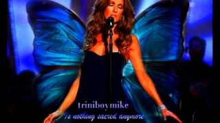 Celine Dion - Is Nothing Sacred Anymore  RARE UNRELEASED TRACK