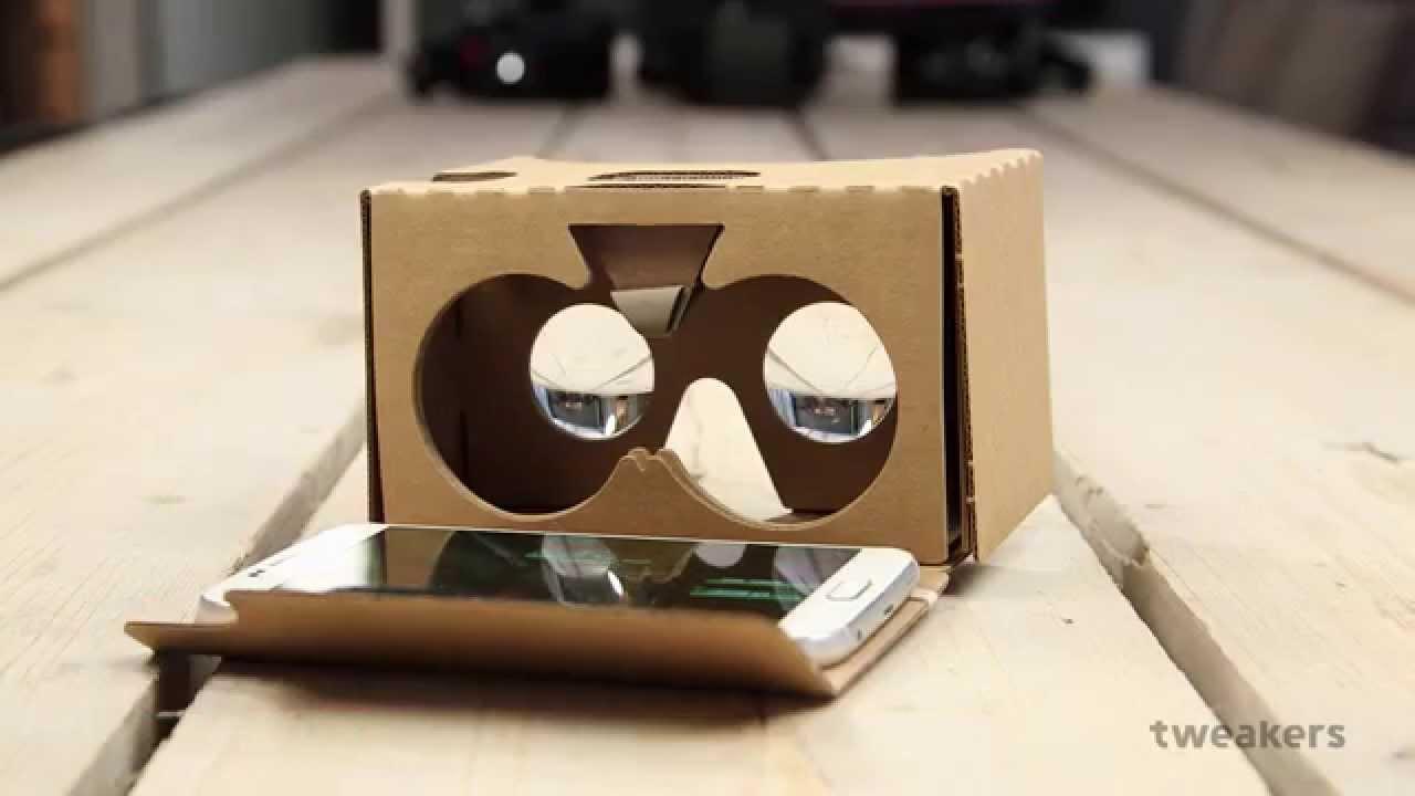 ad627aa8edbb8a Virtual Reality voor een prikkie - Vijf brillen tussen 20 en 69 euro getest