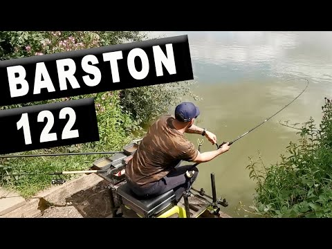 BARSTON LAKES PEG 122 Fishing Session - Fishing Coaching & Tuition