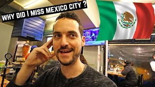 Why Did I Miss Mexico City ? - American Moving Back After 2 Years !