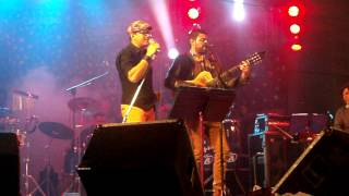 Volviste a mi-Completamente loco (Gonzalo Martin y John García) Chebere en Santiago Temple 13-06-15