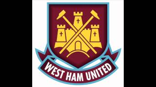 West Ham Official Song - Im Forever Blowing Bubbles