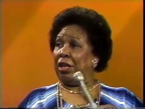 Helen Humes, Deed I Do, Don't Worry 'Bout Me, 1977 TV Performance