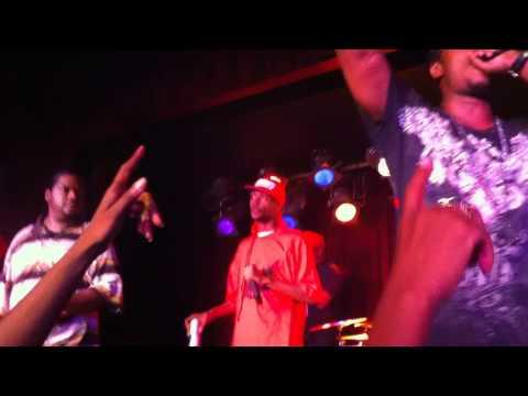 Bone Thugs N Harmony - Meet Me In The Sky (Live @ B B King 10-10-10)