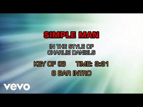 Charlie Daniels Band - Simple Man (Karaoke)