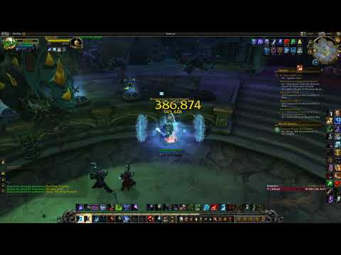 WoW Live 7.3 Frost DK Obli/RA CH/Tor - Comparison Test