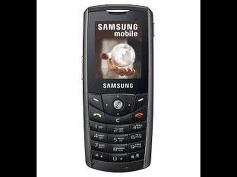 Samsung SGH-E200 ringtones on Samsung SM-B310E