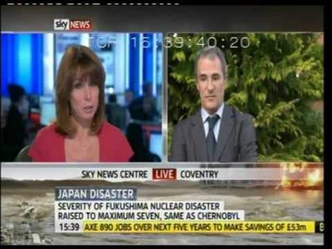 Fukushima: Dr Paul Dorfman interview