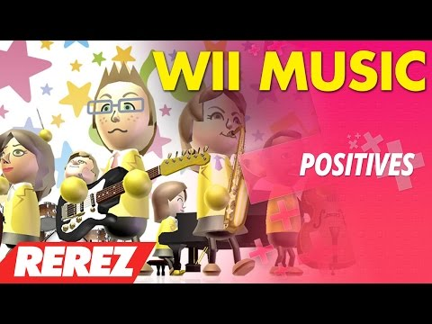 How bad is Wii Music? - Positives - Rerez
